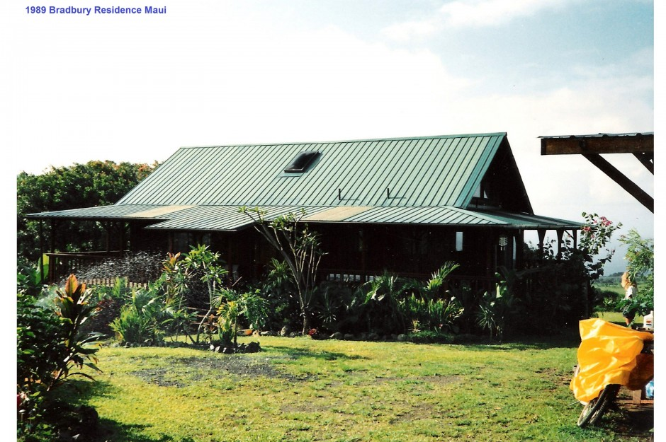 1989 Bradbury Residence Maui
