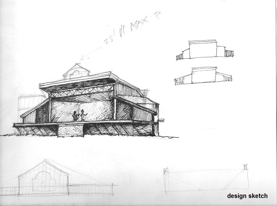 3.1 stage design sketch